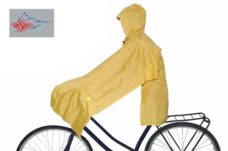 Peleryna rowerowa przeciwdeszczowa