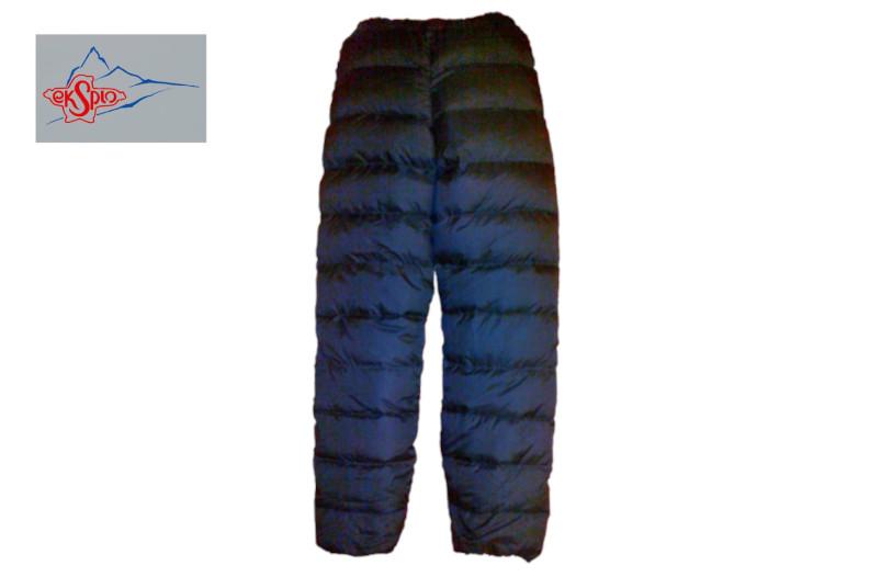 Spodnie puchowe light