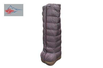 śpiwór noga słonia